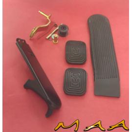 Kit de Pedal do Fusca, Karman Ghia, Kombi