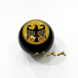 Bola de câmbio do Fusca, Variant,TL, Karmann ghia, Brasília (ROSCA GROSSA) - Águia alemã