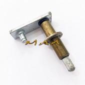 Eixo do limpador de parabrisa do Fusca até 1973 - Lado Esquerdo