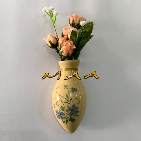 Vaso, Vasinho de painel para Fusca, Kombi - Porcelana